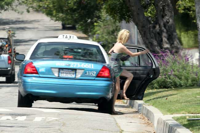 January Jones is listed (or ranked) 4 on the list Caught in the Act: Best Celebrity Walk of Shame Pics