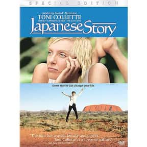 Japanese Story is listed (or ranked) 2 on the list The Best Toni Collette Movies