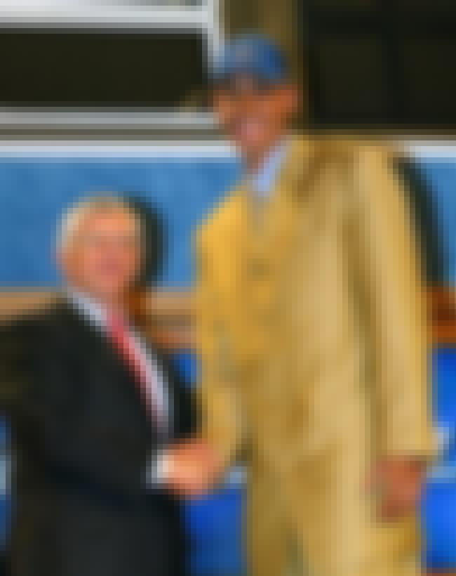 Jared Jeffries is listed (or ranked) 3 on the list The All Time Worst Suits Worn to the NBA Draft