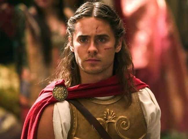 Jared Leto is listed (or ranked) 4 on the list The Hottest Leading Men In Period Film