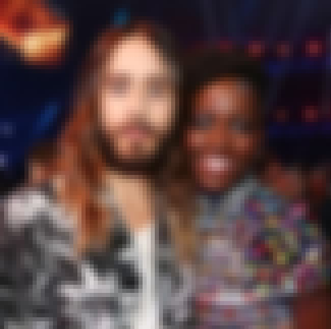 Jared Leto is listed (or ranked) 2 on the list Lupita Nyong'o Loves and Hookups