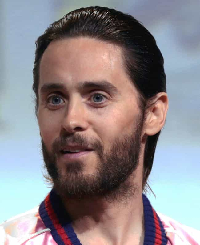 Jared Leto is listed (or ranked) 1 on the list 19 Actors Who Sing in Bands