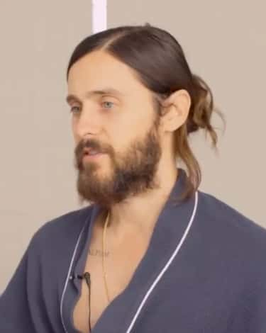 "The ""Jared Leto"""