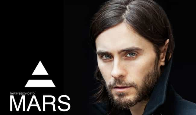 Jared Leto is listed (or ranked) 1 on the list 32 Actors Who Sing in Bands