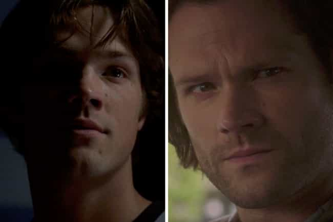 Jared Padalecki is listed (or ranked) 1 on the list How the Cast of 'Supernatural' Has Aged from the First Season to Now