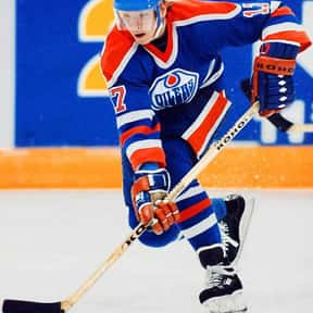 Jari Kurri is listed (or ranked) 5 on the list The Greatest Edmonton Oilers of All Time