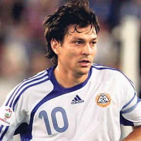 Jari Litmanen is listed (or ranked) 18 on the list The Best Soccer Players of the '90s