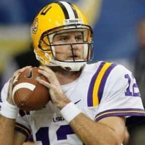 Jarrett Lee is listed (or ranked) 15 on the list The Best LSU Tigers Quarterbacks Of All Time