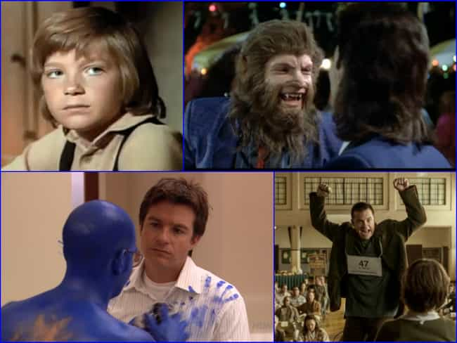 Jason Bateman is listed (or ranked) 4 on the list The Greatest Hollywood Comebacks of All Time
