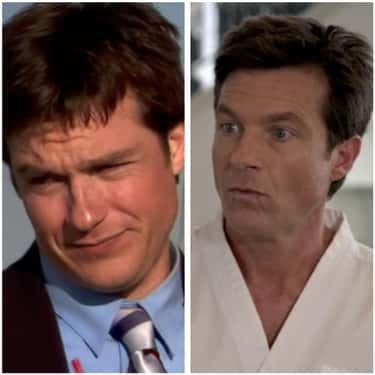 Jason Bateman (Michael Bluth) is listed (or ranked) 1 on the list How the Cast of Arrested Development Has Aged Since the First Season