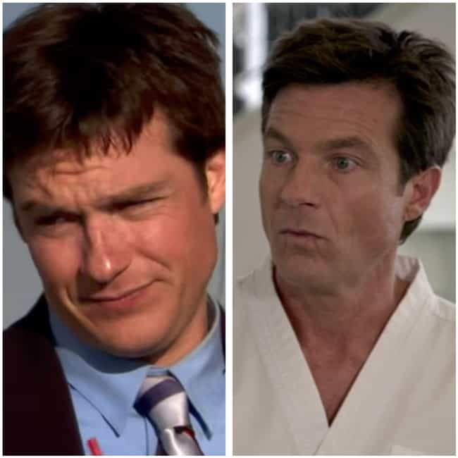 Jason Bateman is listed (or ranked) 1 on the list How the Cast of Arrested Development Has Aged Since the First Season
