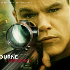 Jason Bourne is listed (or ranked) 6 on the list The Most Hardcore Big Screen Action Heroes