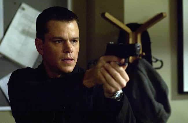 Jason Bourne is listed (or ranked) 2 on the list The Best Fictional Spies