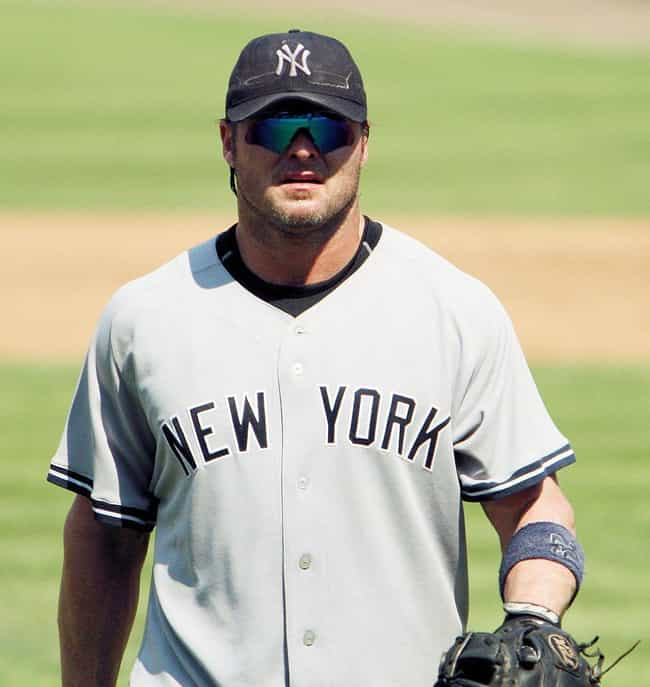 Jason Giambi is listed (or ranked) 2 on the list Baseball Players With The All-Time Weirdest Superstitions