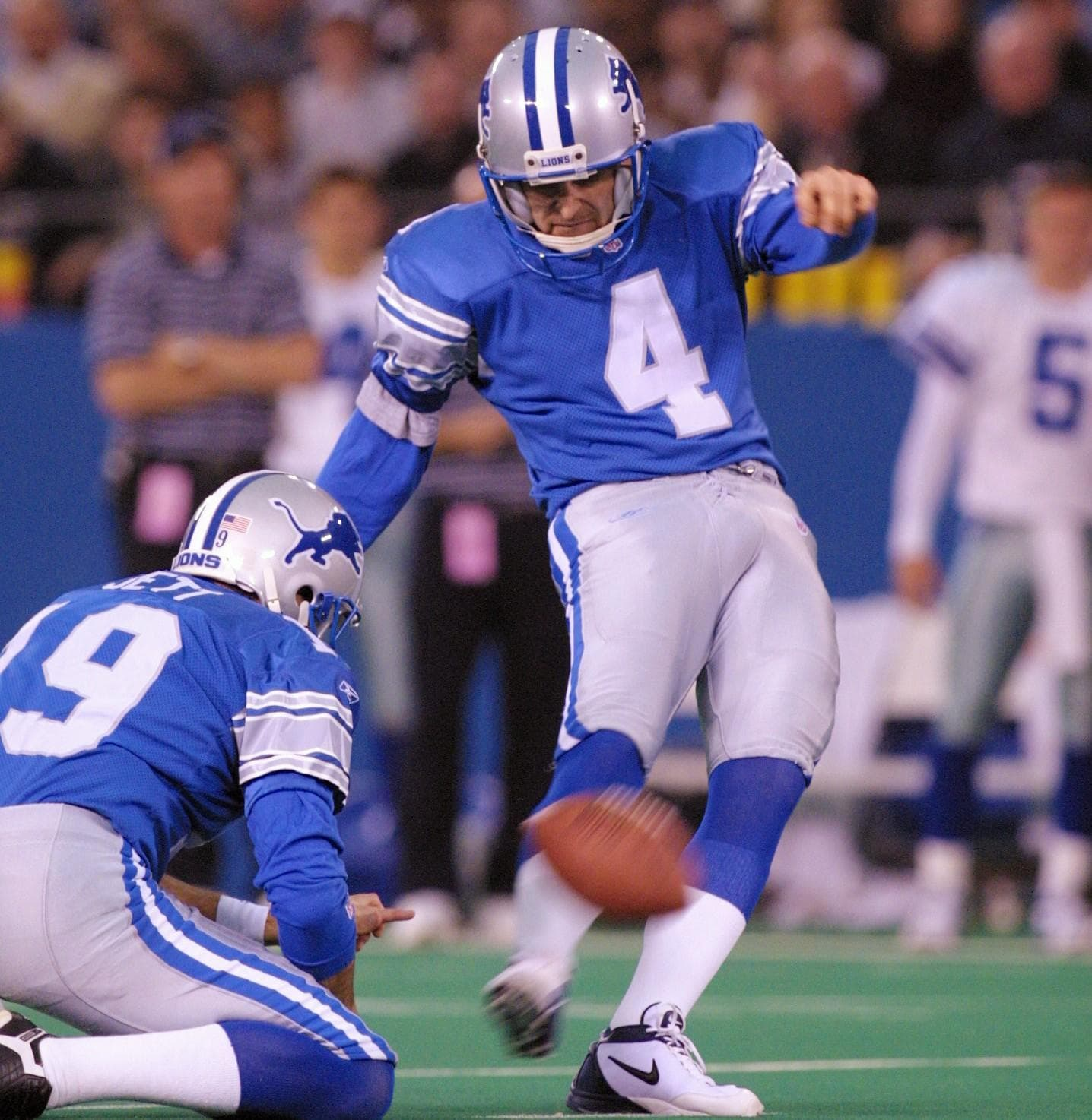 Random Best Detroit Lions Kickers Of All Time