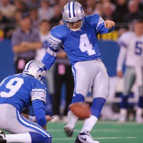 Jason Hanson is listed (or ranked) 18 on the list List of Famous Football Placekickers