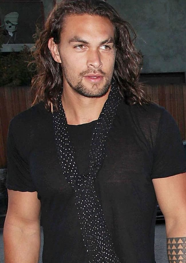Jason Momoa Is Listed Or Ranked 3 On The List The Hottest Guys On