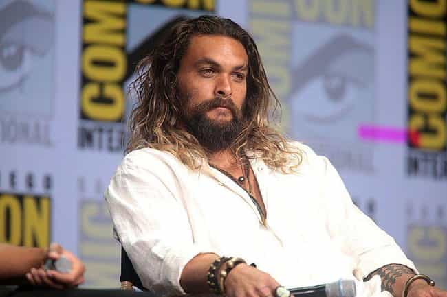Jason Momoa is listed (or ranked) 2 on the list Times Actors Gave Unexpectedly Honest Answers To Interview Questions