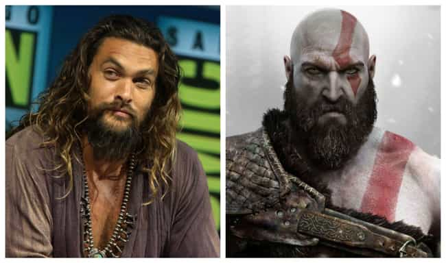Jason Momoa is listed (or ranked) 3 on the list 10 Actors And Actresses Who Want To Play Famous Video Game Characters In Movies