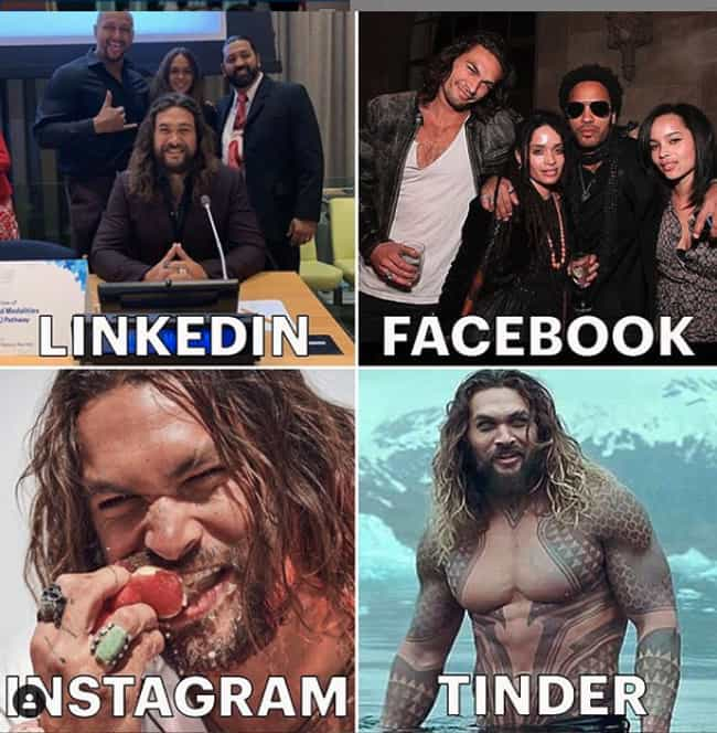Jason Momoa is listed (or ranked) 3 on the list A Dolly Parton Tweet Started A Meme Sensation And Here Are The Funniest Examples