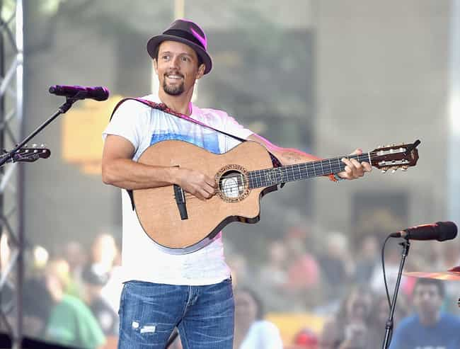 Jason Mraz is listed (or ranked) 2 on the list Celebrities Who Came Out In 2018