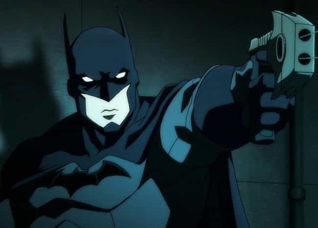 Jason O'Mara is listed (or ranked) 7 on the list The Best Actors Who Played Batman, Ranked