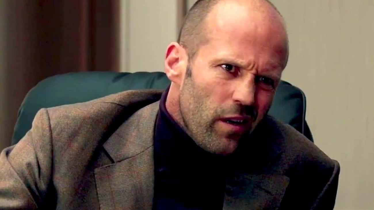 Jason Statham - 'Spy' is listed (or ranked) 2 on the list 15 Times Movie Stars Took Surprise Supporting Roles And Stole The Show