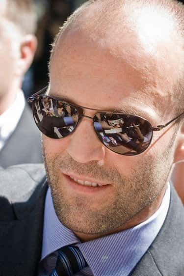 Jason Statham is listed (or ranked) 2 on the list The Hottest Bald Men