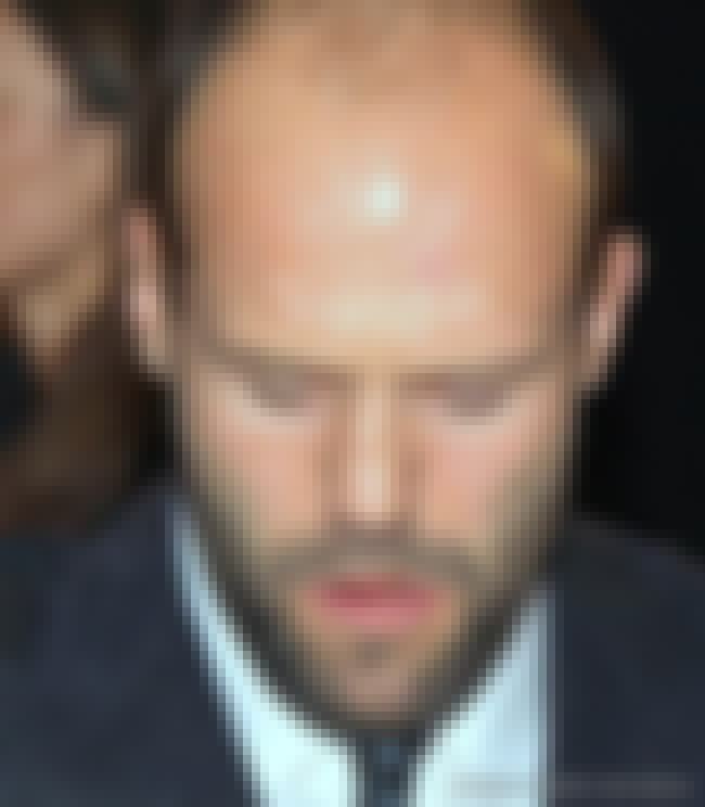 Jason Statham is listed (or ranked) 1 on the list The Hottest Bald Men