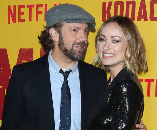 Jason Sudeikis is listed (or ranked) 1 on the list Olivia Wilde Loves and Hookups