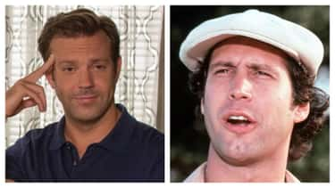 Jason Sudeikis - Ty Webb is listed (or ranked) 2 on the list Who Would Star In 'Caddyshack' Today?