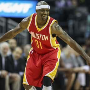Jason Terry is listed (or ranked) 7 on the list The Best NBA Players from Washington