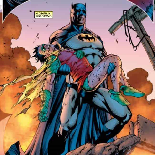 Jason Todd is listed (or ranked) 4 on the list The Best Sidekicks in Comics