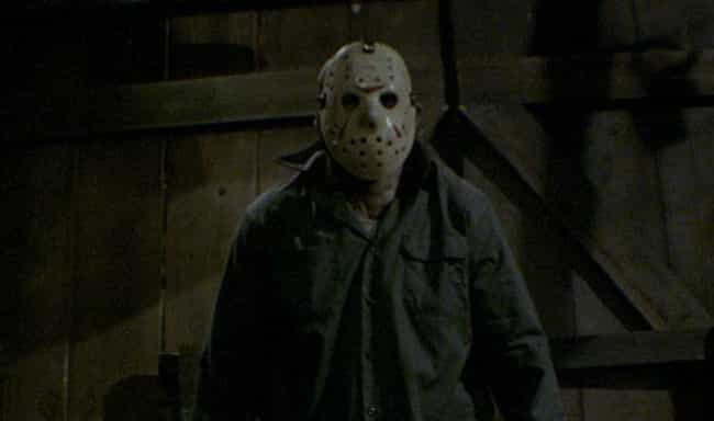 Jason Voorhees is listed (or ranked) 3 on the list Which Horror Movie Villain Would Win In An All-Out Deathmatch?