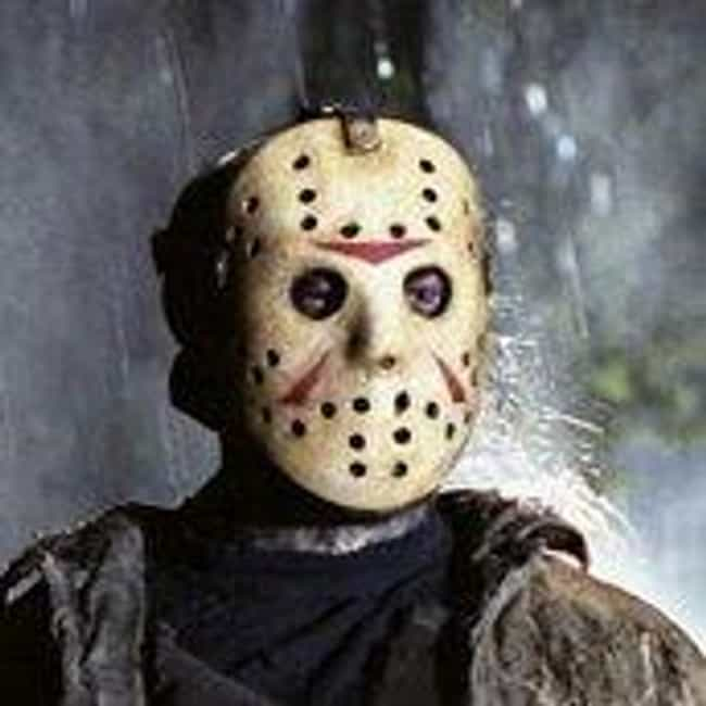 Jason Voorhees is listed (or ranked) 2 on the list The Most Utterly Terrifying Figures in Horror Films