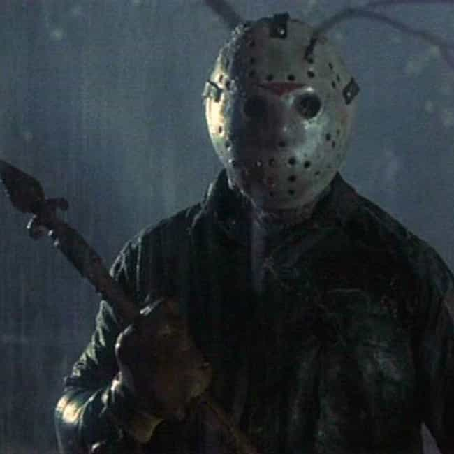 Jason Voorhees is listed (or ranked) 4 on the list The Greatest '80s Horror Villains