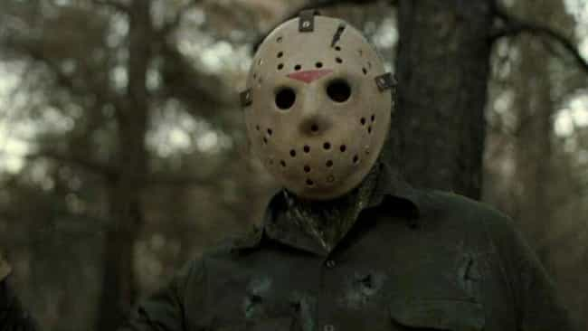 Jason Voorhees is listed (or ranked) 1 on the list Which Fictional Serial Killer Would Last The Longest In A Battle Royale?