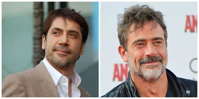 Javier Bardem is listed (or ranked) 2 on the list Celebrities Who Look Alike