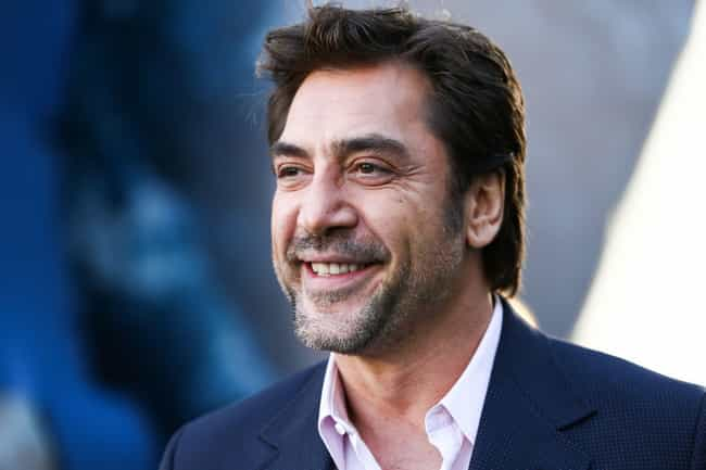 Javier Bardem is listed (or ranked) 1 on the list Famous Male Bouncers