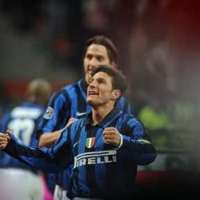 Javier Zanetti is listed (or ranked) 13 on the list The Greatest South American Footballers of All Time