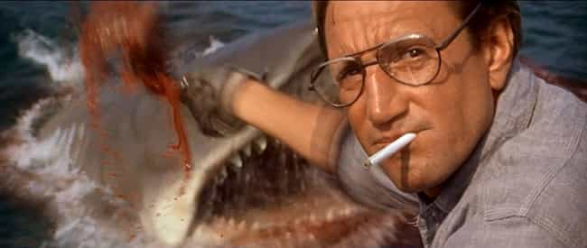 Jaws is listed (or ranked) 1 on the list The Defining Horror Movie Moment From The Year You Were Born
