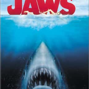 Jaws is listed (or ranked) 5 on the list The Best Steven Spielberg Movies
