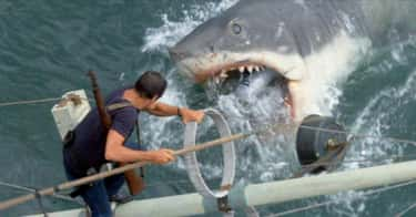 First Movie to Reach $100 Million at the Box Office - Jaws