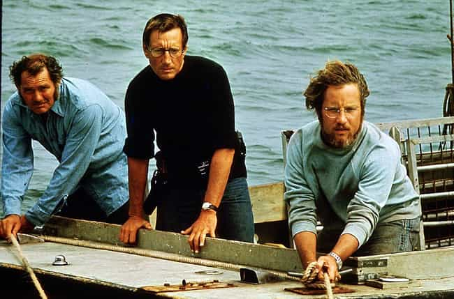 Jaws is listed (or ranked) 2 on the list The Best Second Films from Famous Directors