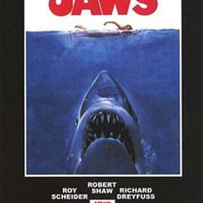 Jaws is listed (or ranked) 1 on the list Great Movies Set Along the Coast