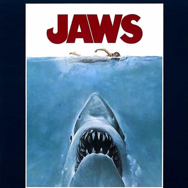 Jaws is listed (or ranked) 8 on the list The Greatest Suspense Movies