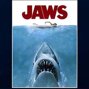 Jaws is listed (or ranked) 24 on the list The Greatest Movie Themes