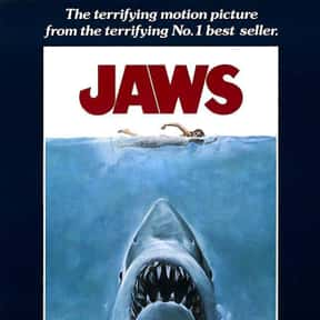 Jaws is listed (or ranked) 1 on the list The Best Shark Movies of All Time