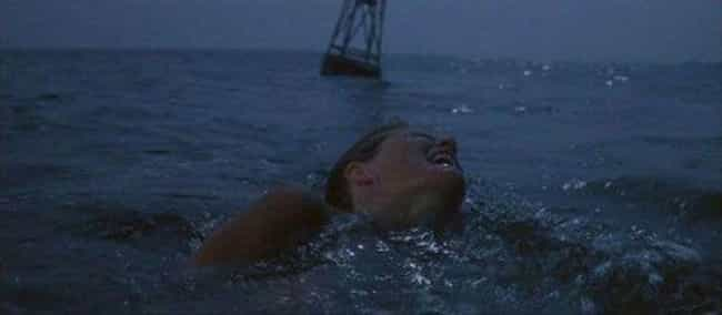 Jaws is listed (or ranked) 2 on the list The Most Unsettling Opening Scenes In Horror Movie History