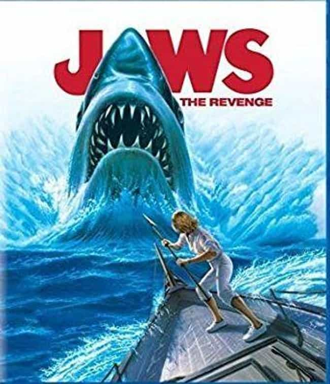 Jaws: The Revenge is listed (or ranked) 4 on the list The Best Movies In The 'Jaws' Franchise
